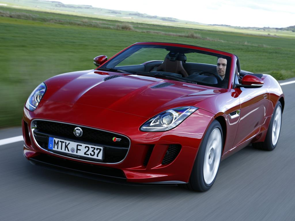 ...but the F-Type was worth the wait