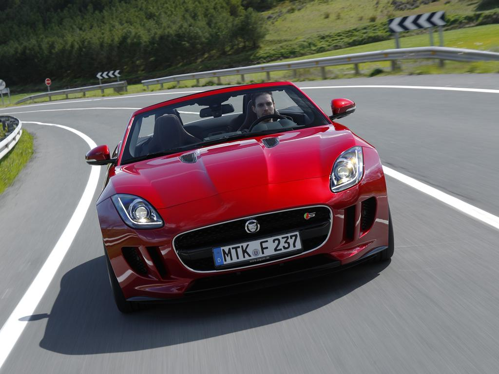 F-Type is going after a new audience