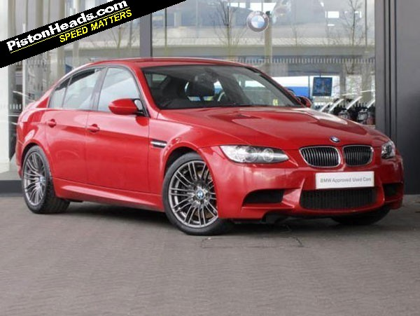 Bmw M3 Saloon Spotted Pistonheads