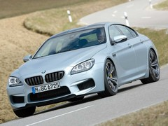 Much like an M5 but lower ... and £25K dearer
