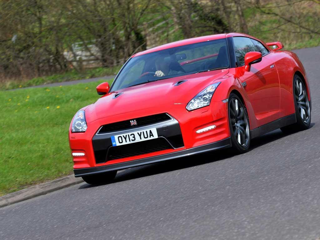 Latest GT-R fiddling is at a detail level