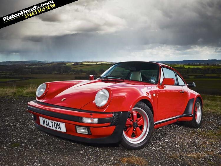 Porsche 911 Turbo 930 Driven Pistonheads