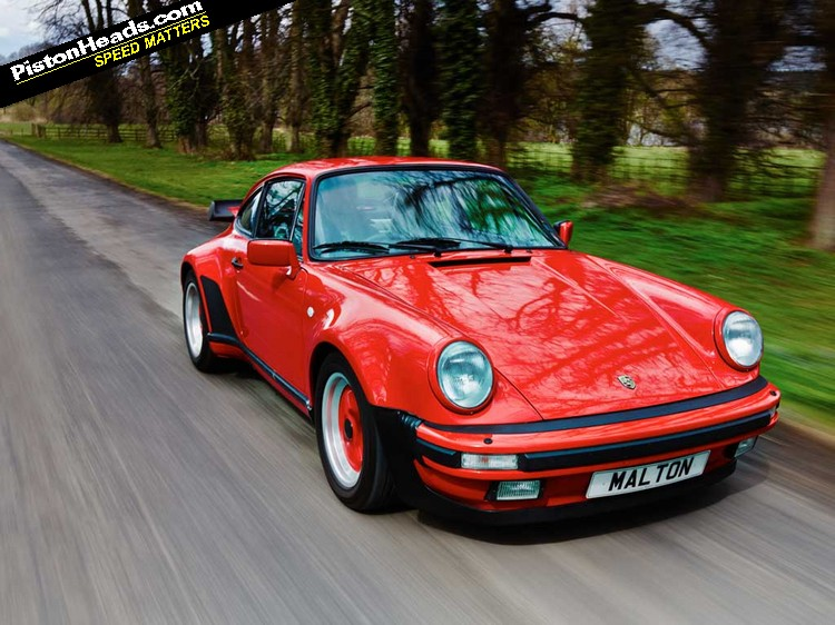 RE: Porsche 911 Turbo (930): Driven - Page 1 - General Ging ...