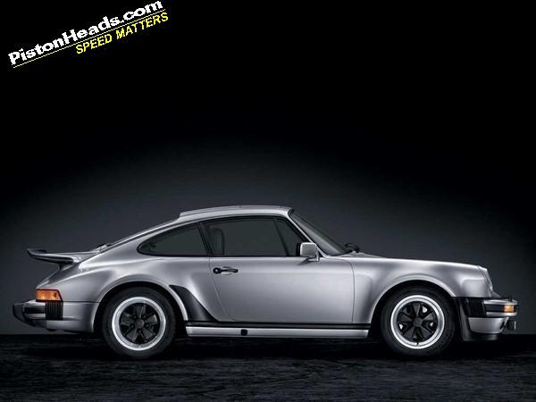 Porsche 911 Turbo Timeline Pistonheads