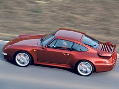 Four-wheel drive and twin turbos for 993