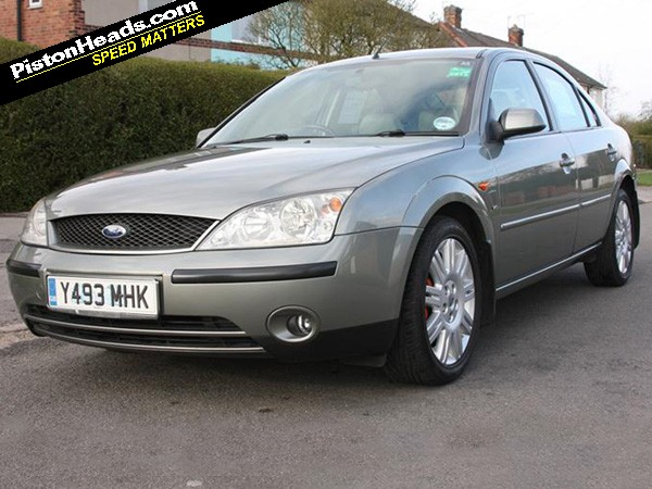 re sotw ford mondeo v6 ghia x page 1 general gassing pistonheads. Black Bedroom Furniture Sets. Home Design Ideas