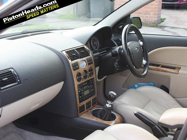 Re sotw ford mondeo v6 ghia x page 1 general gassing pistonheads - Ford mondeo interior ...