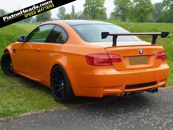 Bmw M3 Gts Spotted Pistonheads