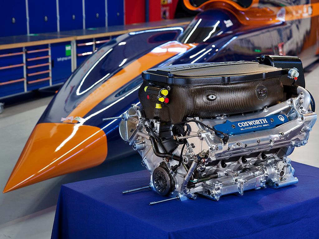 Rolls Royce Sponsors Bloodhound Ssc Pistonheads Fuel Pump Cosworth F1 Engine Will Blimey