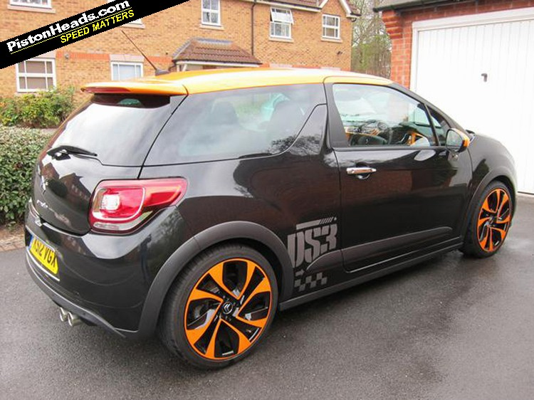 citroen ds3 racing spotted pistonheads. Black Bedroom Furniture Sets. Home Design Ideas