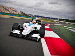 Formula E cars built with input from Renault and McLaren