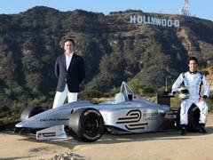 LA has signed up to host a Formula E race