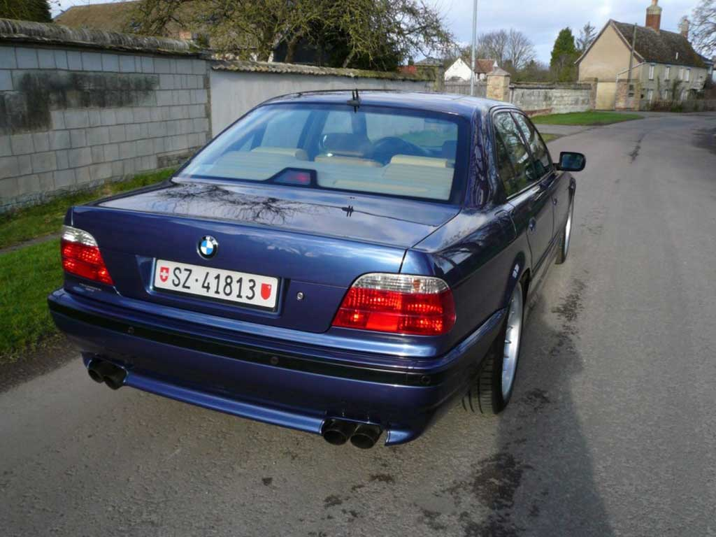 Alpina B Spotted PistonHeads - Bmw e38 alpina for sale