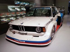 Monday a chance to look at M cars of the past