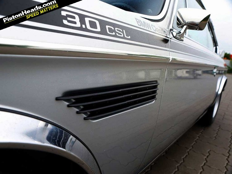 Bat Speed Monitor : Batmobile csl meets e pistonheads