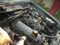 Engine transplant at least kept on-brand