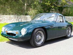 1959 Grantura shows how far back TVR goes