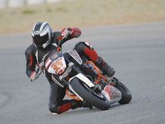 EJC racer whetted Jon's appetite for the Duke