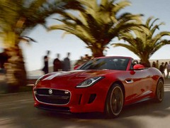 Jag uses F-Type's noise as selling point