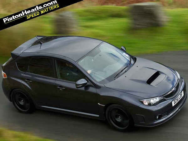 Subaru Impreza CS400: Spotted | PistonHeads