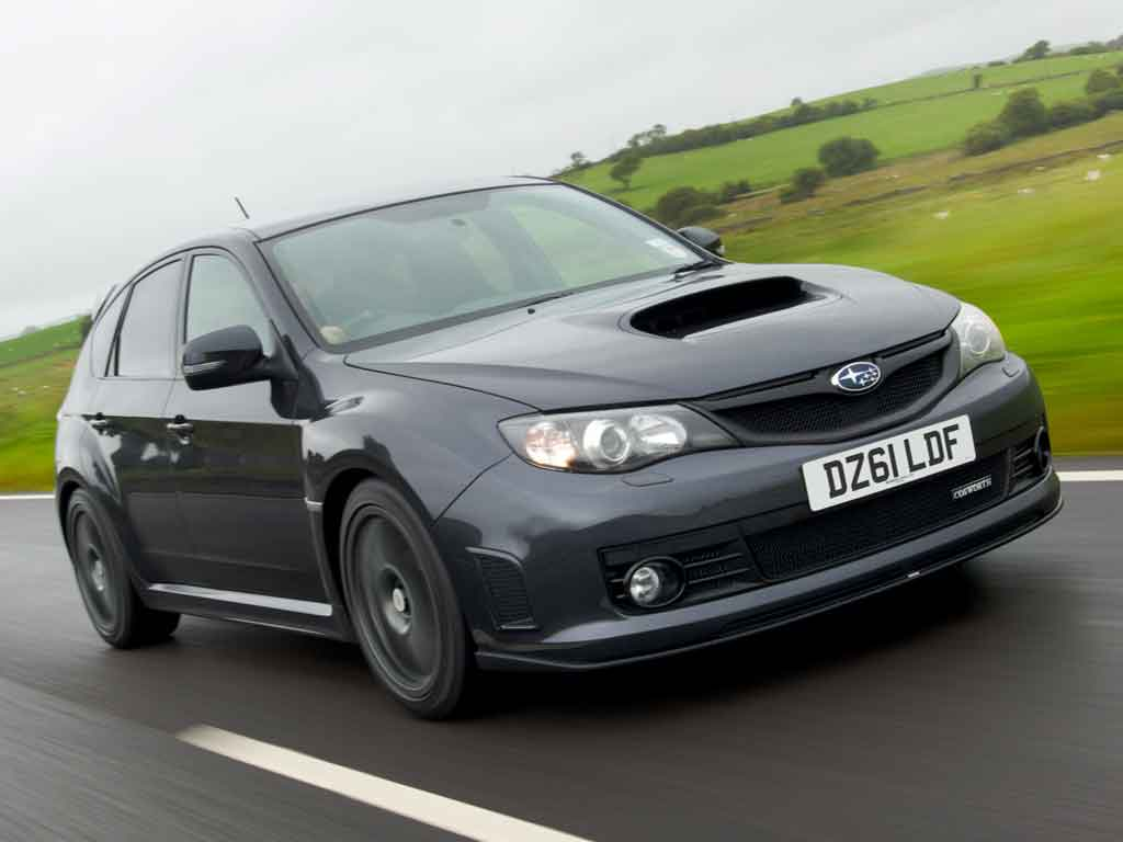 Subaru impreza cs400 spotted pistonheads depreciation is your friend if youre buying a cs400 vanachro Choice Image