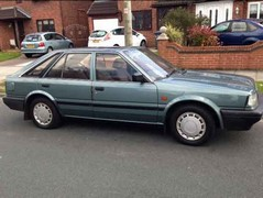 Shed Of The Week: Nissan Bluebird 1.6 LX | PistonHeads