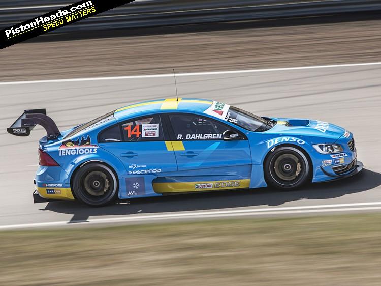 Volvo confirms 2014 V8 Supercars entry   PistonHeads