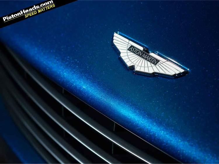 Aston Martin лишил Vanquish крыши - …