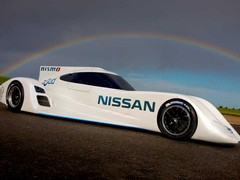 Ssh, don't call it a DeltaWing - it's the Nissan ZEOD
