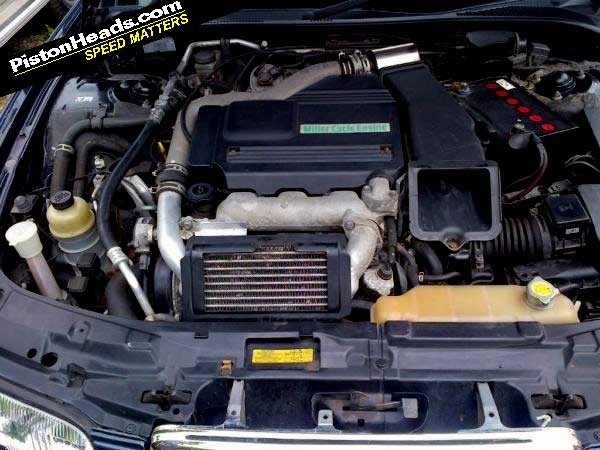 Don Miller Subaru >> RE: Shed Of The Week: Mazda Xedos 9 Miller - Page 1 - General Gassing - PistonHeads