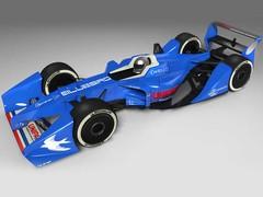 Bluebird hopes to supply its own Formula E car