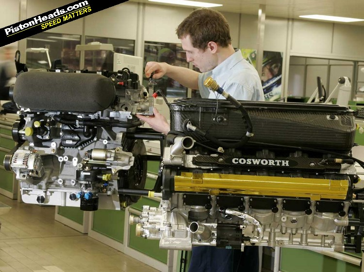 Cosworth F1 Engine For The Road Pistonheads