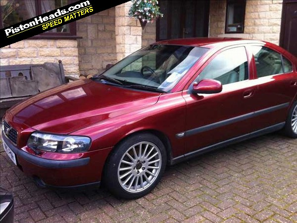 Shed Of The Week: Volvo S60 T5 | PistonHeads