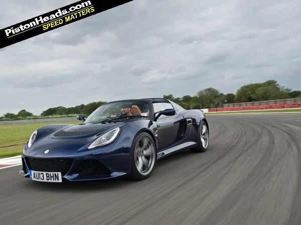 Lotus Exige S Roadster Review Pistonheads