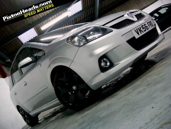 Vauxhall Zafira Vxr You Know You Want To Pistonheads