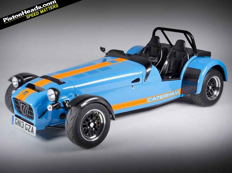 Caterham 620r Revealed Pistonheads