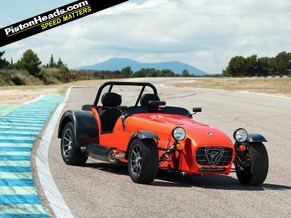 re caterham seven 485 time for tea page 1 general gassing pistonheads. Black Bedroom Furniture Sets. Home Design Ideas