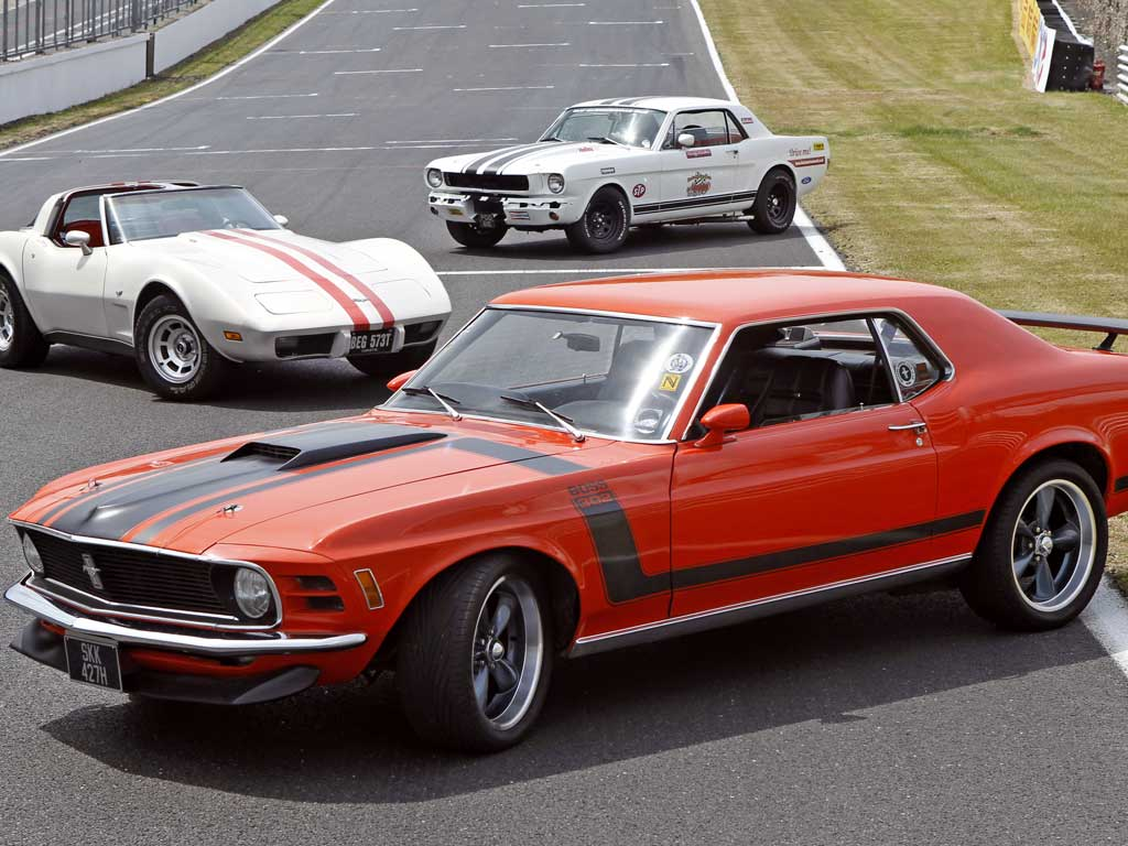 Classic American Muscle Pistonheads
