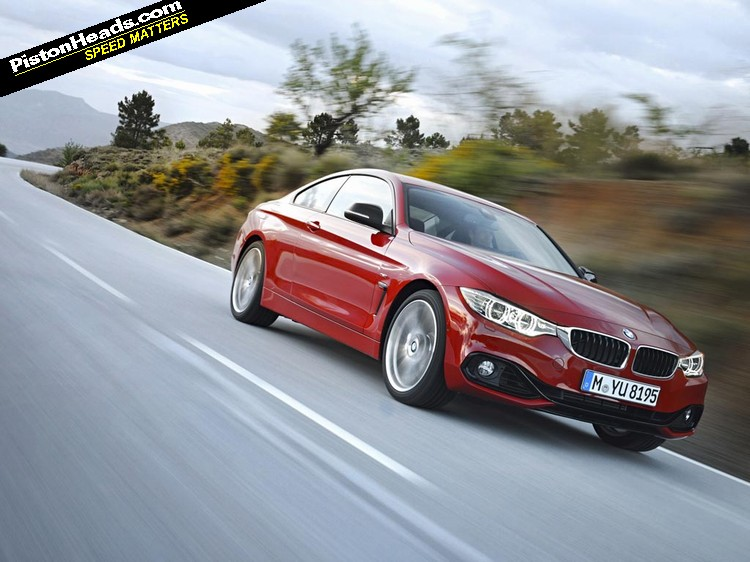 BMW 4 Series Coupe 2014 photo …