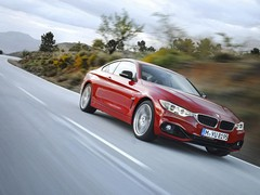 It's the new 3 Series Coup- damn, no, 4 Series