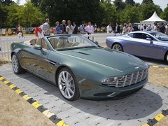 DB9 Spider Zagato Centennial first look