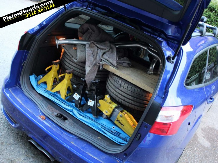 Re Ford Focus St 3 Estate Ph Fleet Page 1 General Gassing