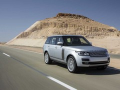 Range Rover sets benchmark for Bentley to beat