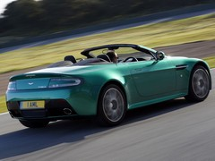 A more efficient Aston, still with a V8? Sounds good!