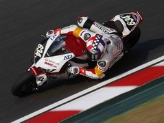 Winning Honda completed 214 laps