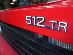 Goodbye 599 GTB, hello 512 TR!