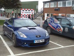 Dulled by a diesel high-revving Celica was answer
