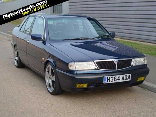 RE: Shed of the Week: Lancia Dedra - Page 1 - General Gassing ...