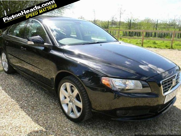 RE: Volvo S80 V8: Spotted - Page 1 - General Ging - PistonHeads