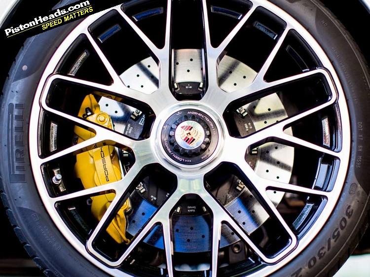 Porsche 911 Turbo S 991 Review Pistonheads